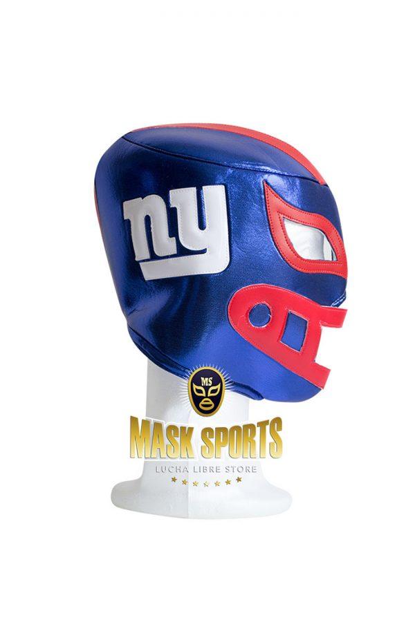 New York Giants fan adult mask - Masksports ef4030f72