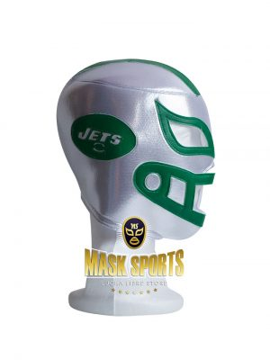 York Jets Fan Helmet Mask