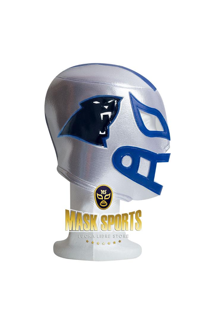 Carolina panthers adult mask cape combo mask sports png 700x1050 Nfl  luchador masks shirt f730494d1