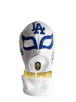 LA Dodgers mask