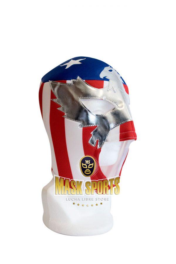 Patriot America lucha libre wrestling mask