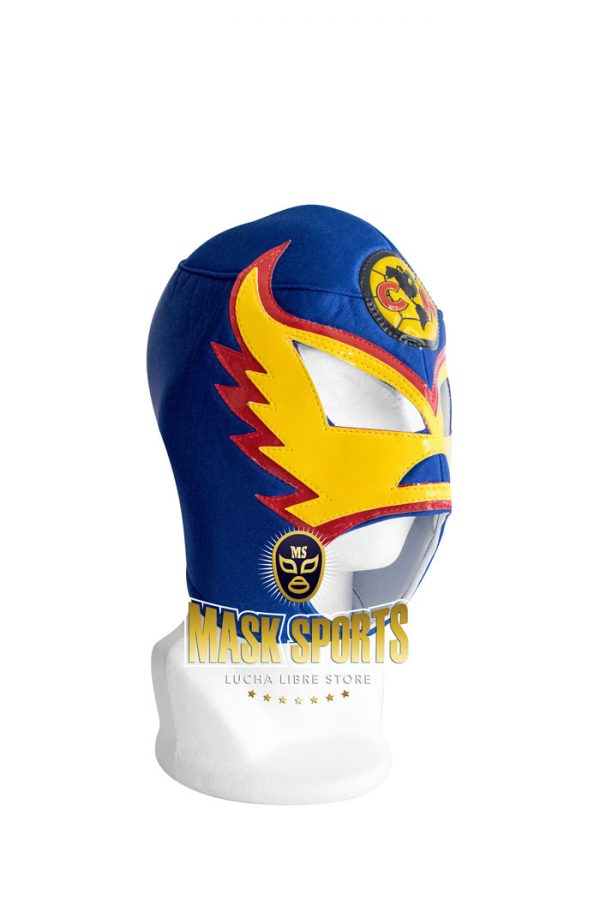 Club America wrestling mask