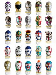 Wholesale foam lining lucha libre assorted masks