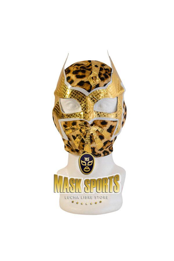 Sin Cara leopard adult mask