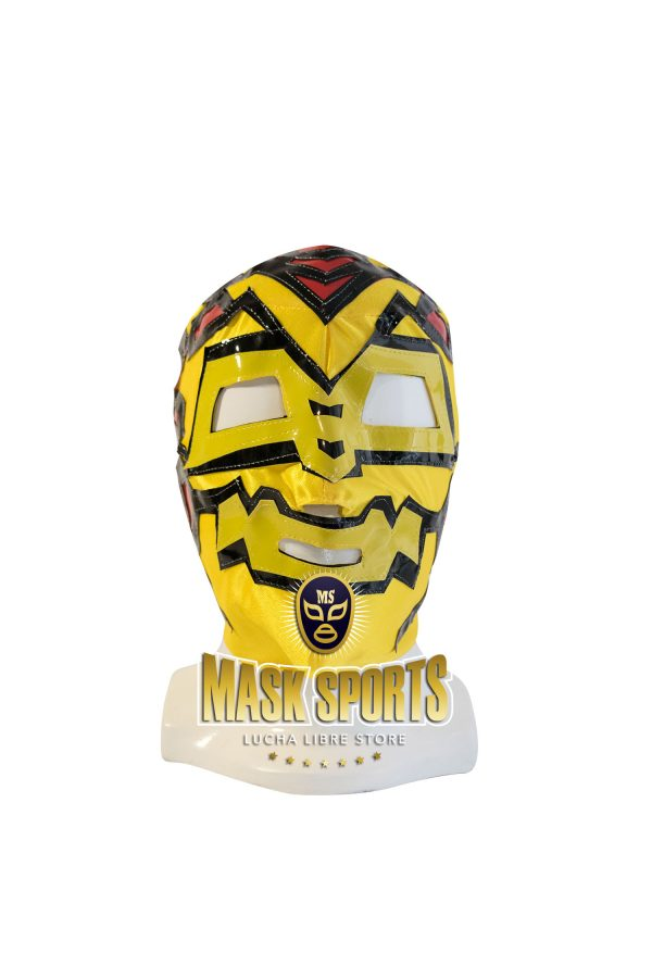 Prince Puma yellow & red mask