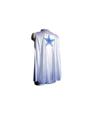 Dallas Cowboys Fan Adult Cape