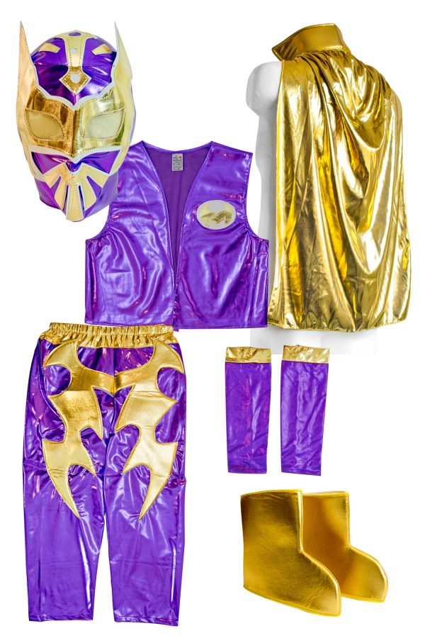Sin-Cara-Kid-Costume-PURPLE
