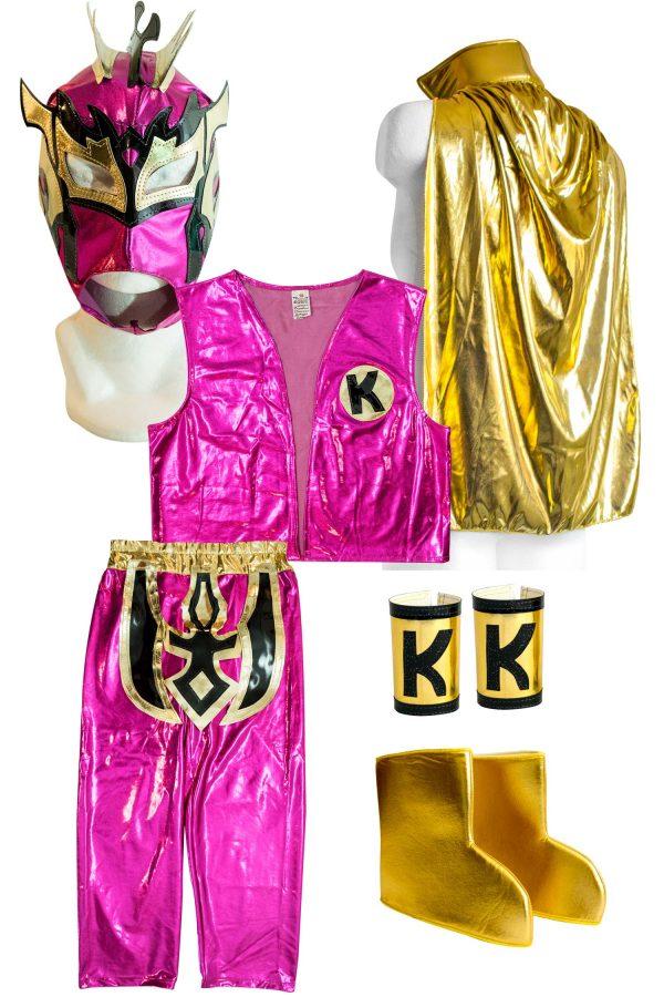 kalisto-Kid-Costume-Pink