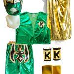 kalisto-Kid-Costume-green