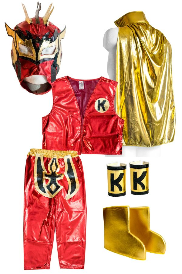 kalisto-Kid-Costume-red