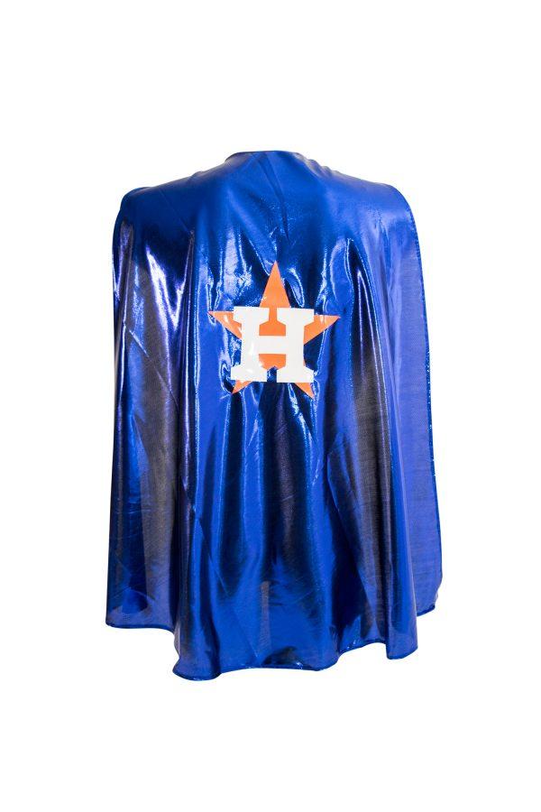 Astros-Houston-adult-metallic-cape