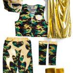 Sin-Cara-Kid-Costume-Camouflage