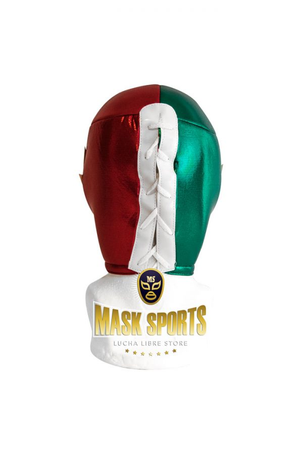 REY MYSTERIO adult wrestling foam lining mask Tricolor
