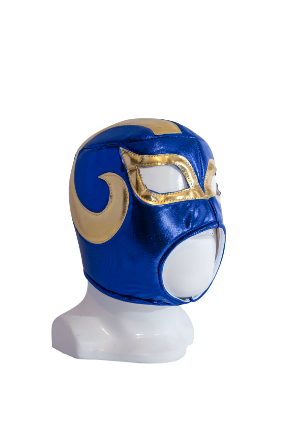 Los Angeles Rams fan adult open mouth mask