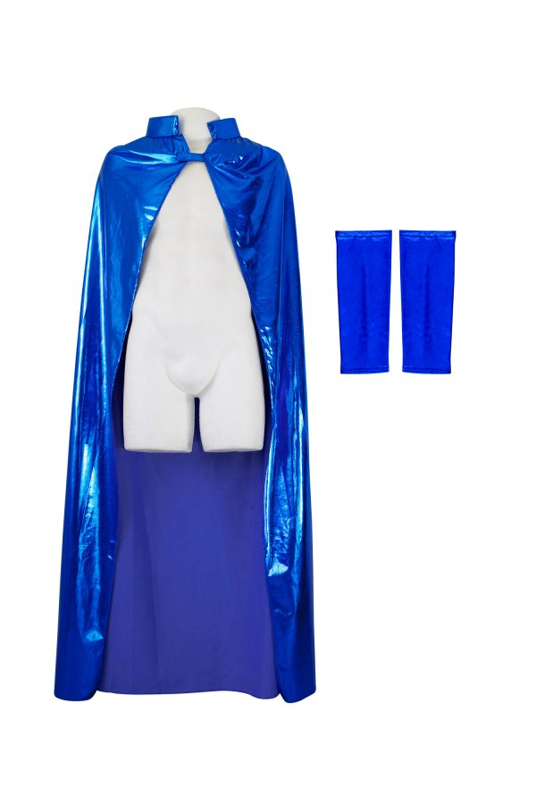 wrestling-adult-cape-blue-color