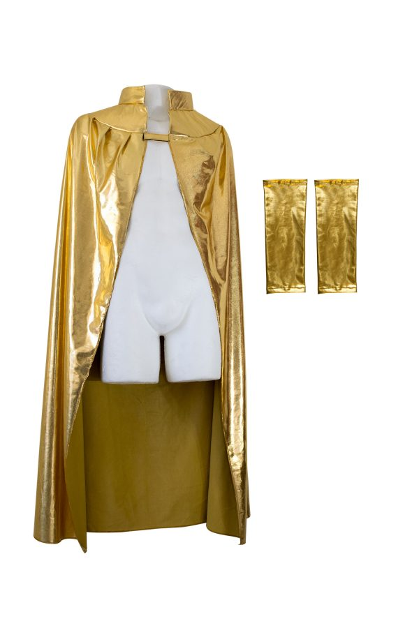 wrestling-adult-cape-gold-color
