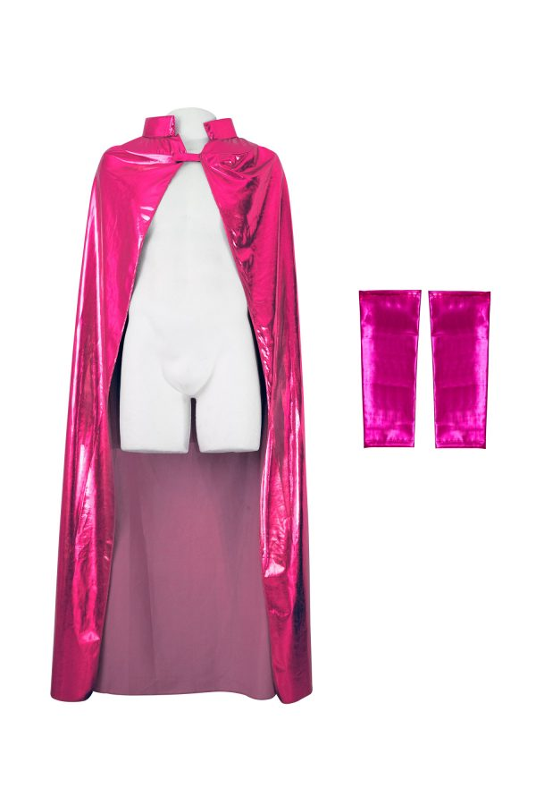 wrestling-adult-cape-pink-color