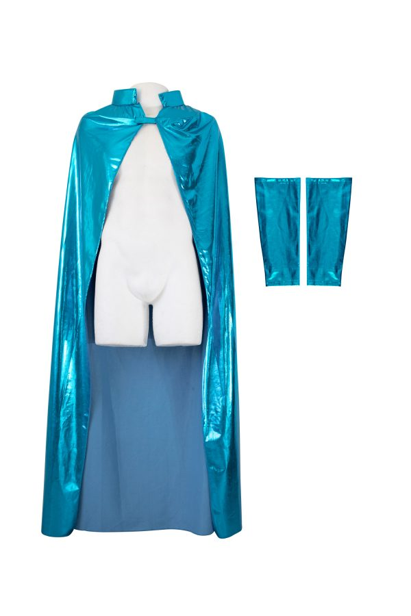 wrestling-adult-cape-turquoise-color