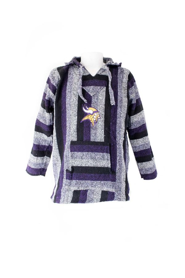 MINNESOTA VIKINGS hoodie pullover sweater - Masksports 5b3890b16