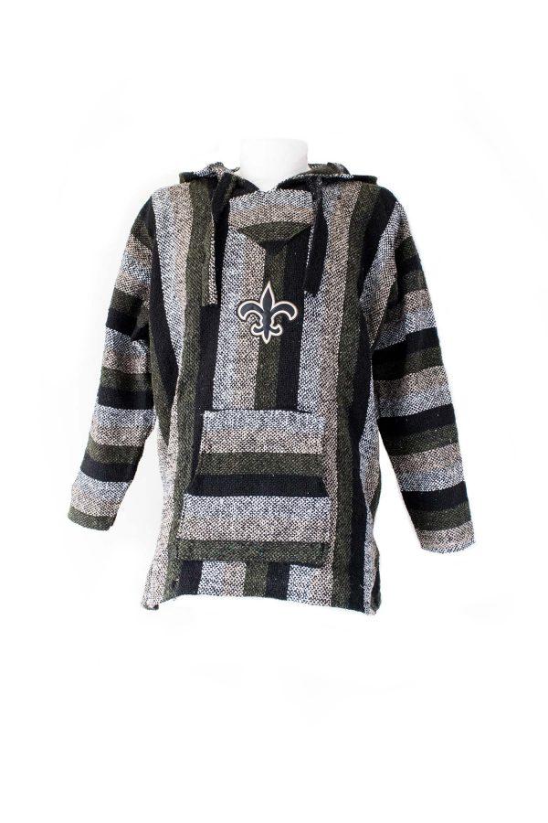da00d406 NEW ORLEANS SAINTS hoodie pullover sweater