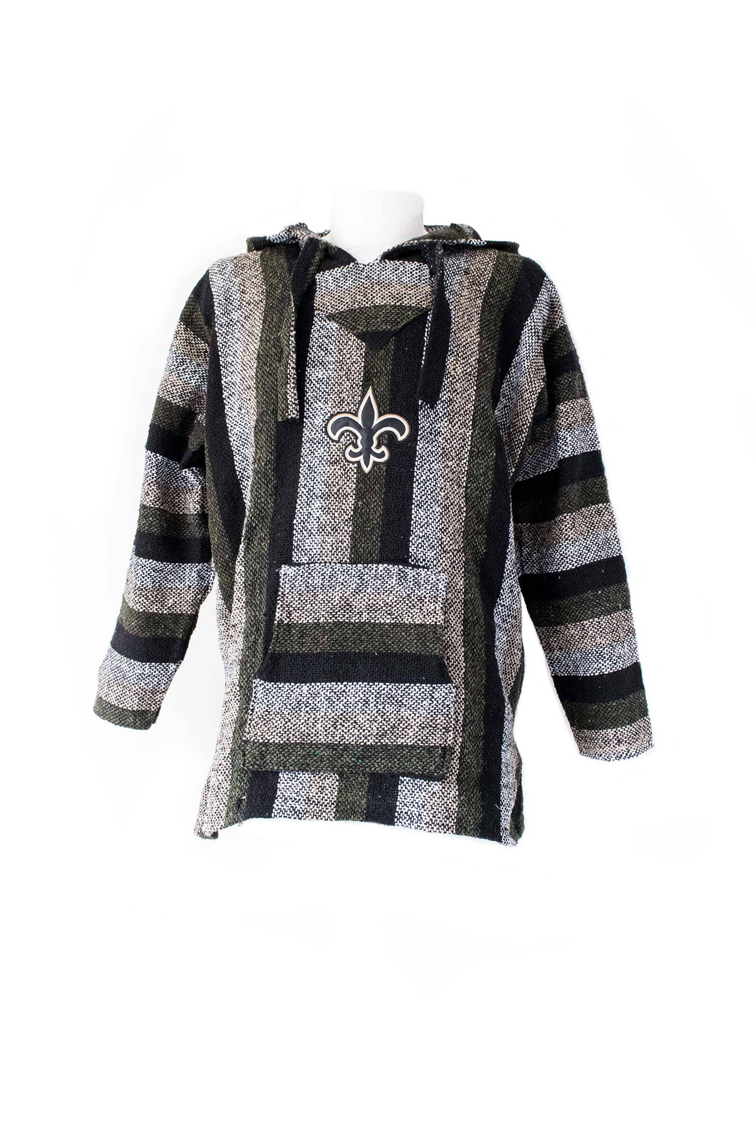 timeless design 8bbae 22586 NEW ORLEANS SAINTS hoodie pullover sweater